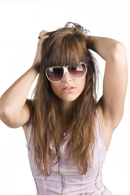 女性の薄毛 女性ハゲ 髪が薄いおんな