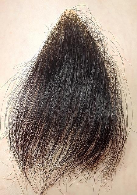 貼る増毛 貼り付け増毛