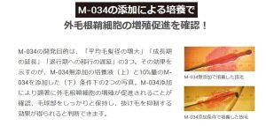 M-034 効果