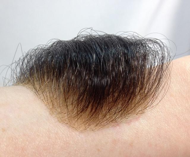 「貼る増毛・貼り付け増毛」